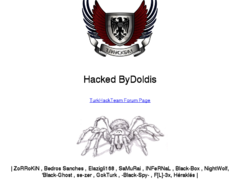 Thumbnail of defaced submitprowith.us