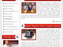 Thumbnail of defaced www.perthcarpetmaster.com.au