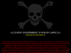 Thumbnail of defaced www.comune.lasalle.ao.it