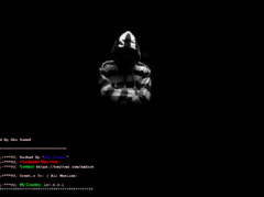 Thumbnail of defaced www.ladoshki.uz