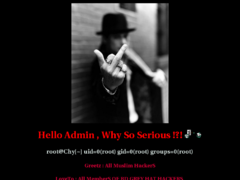 Thumbnail of defaced www.cyberads.asia