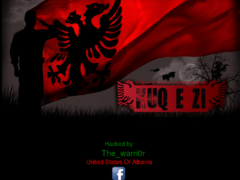 Thumbnail of defaced onlineuvery.eu.sk