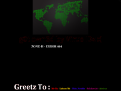 Thumbnail of defaced monitor.org.kz