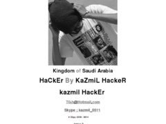 Thumbnail of defaced sbghcm.org