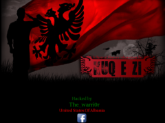 Thumbnail of defaced www.ozersk.cc