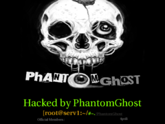 Thumbnail of defaced probis.info