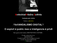 Thumbnail of defaced larchitetto.modigital.com.br