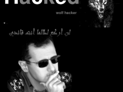 Thumbnail of defaced www.information.go.ke