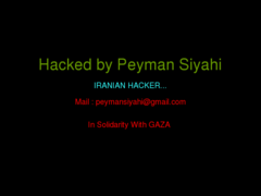 Thumbnail of defaced www.thesummitnetwork.com