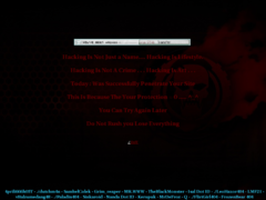 Thumbnail of defaced www.neope.tv
