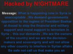 Thumbnail of defaced www.dima.com.lb