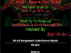 Thumbnail of defaced www.nmcth.edu