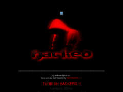 Thumbnail of defaced istanbulrezistans.com.tr