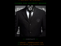 Thumbnail of defaced www.procouture.eu