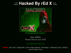 Thumbnail of defaced www.directcurrent.eu