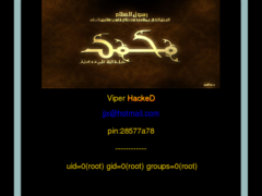 Thumbnail of defaced yangiabad.uz