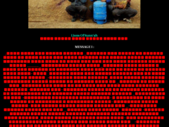 Thumbnail of defaced 2010.leguide.ma