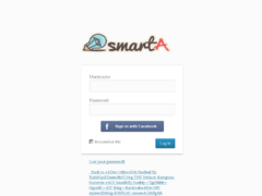 Thumbnail of defaced smarta.my