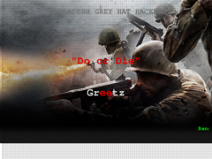Thumbnail of defaced videofactory.tv