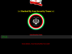 Thumbnail of defaced www.e-trugen.co.kr