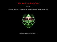 Thumbnail of defaced studiopro.ro