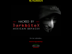 Thumbnail of defaced www.casapng.gov.pg