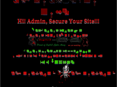 Thumbnail of defaced belkinroutersupport.us