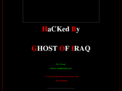 Thumbnail of defaced tactus.ca