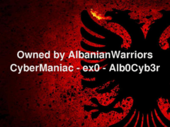 Thumbnail of defaced www.bosko.mojsilovic.rs