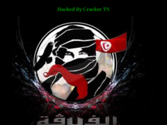 Thumbnail of defaced www.cnas.org.tn