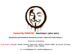 Thumbnail of defaced webseekers.in