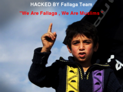 Thumbnail of defaced www.gilboa.info